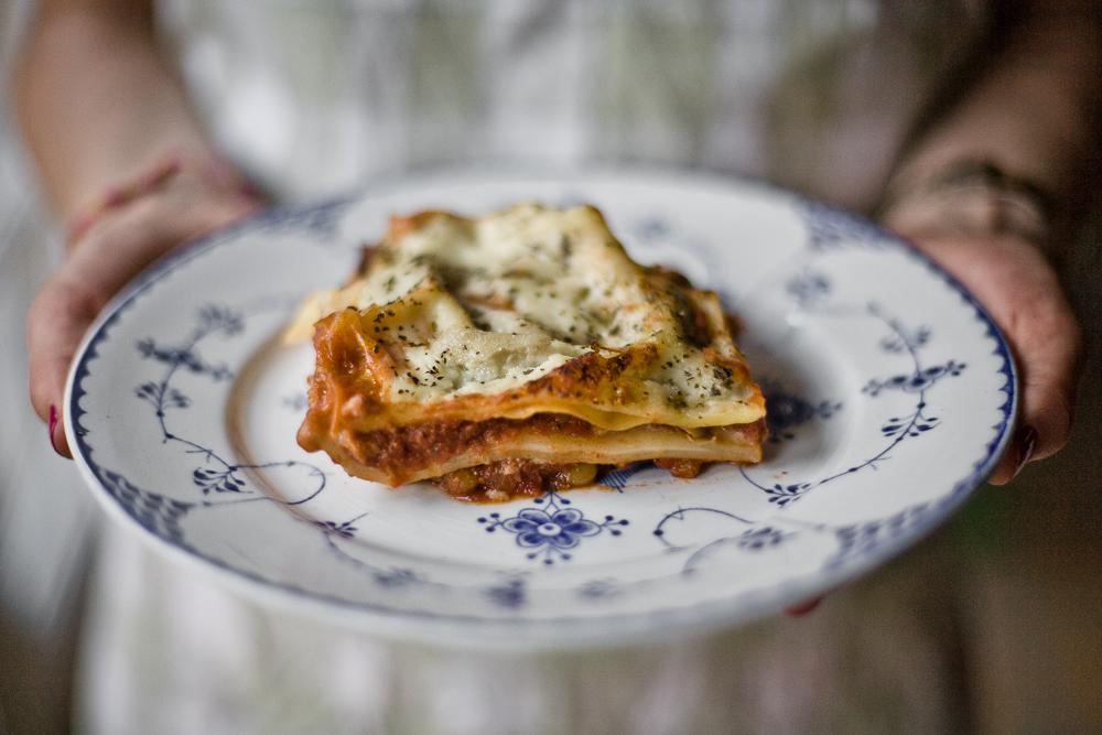 Lasagne_linser